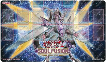 Soul Fusion Sneak Peek Play Mat