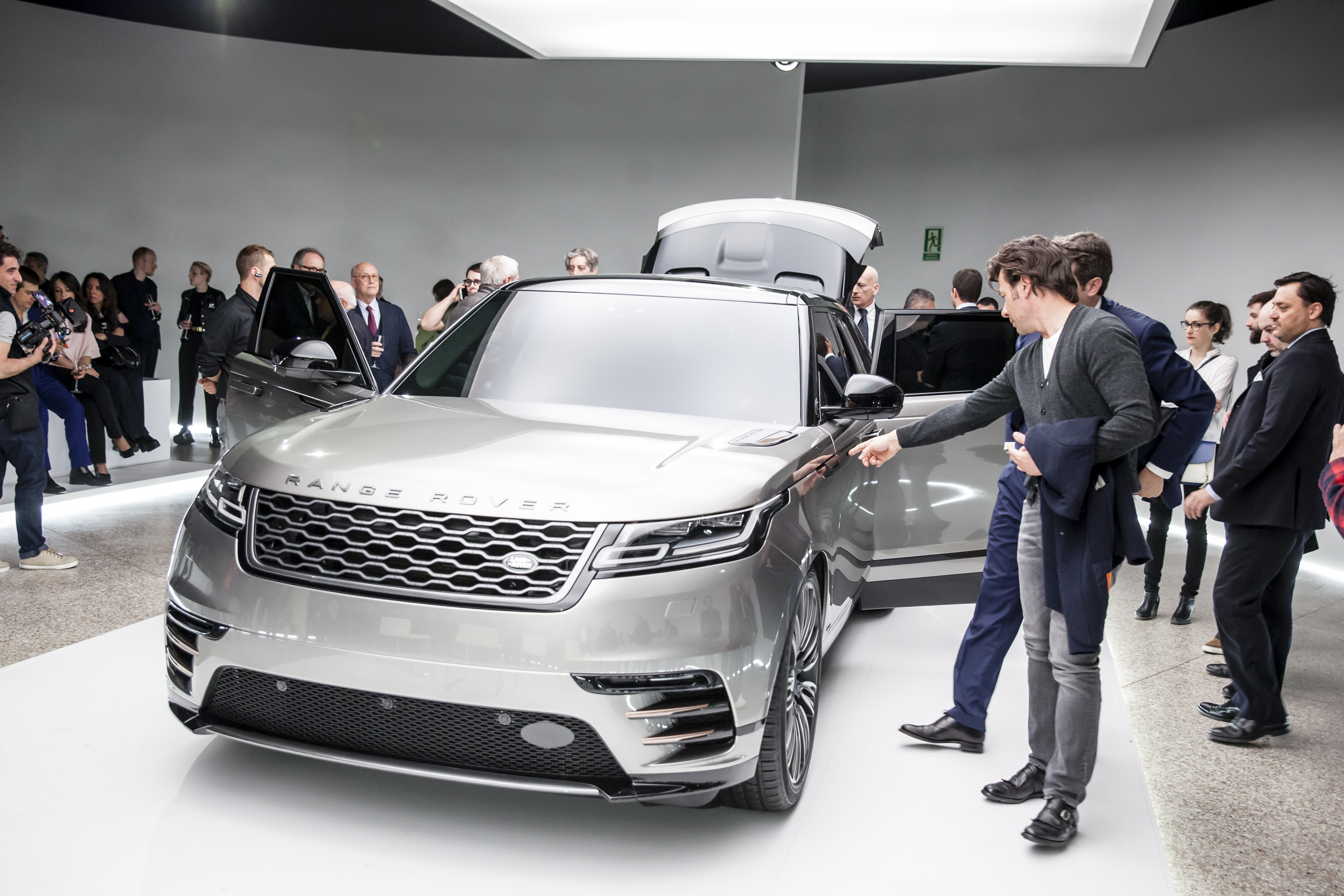 Order your Range Rover Velar – now in South Africa Leisure Wheels