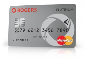 rogers credit card