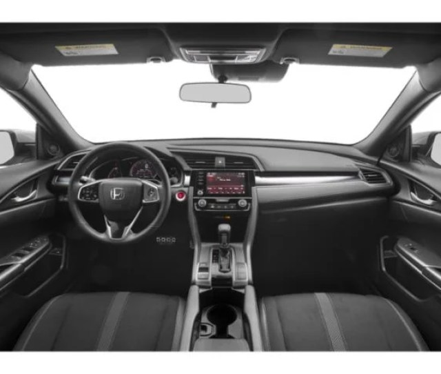 2019 Honda Civic Sedan Sport Cvt In Raleigh Nc Leith Honda Raleigh