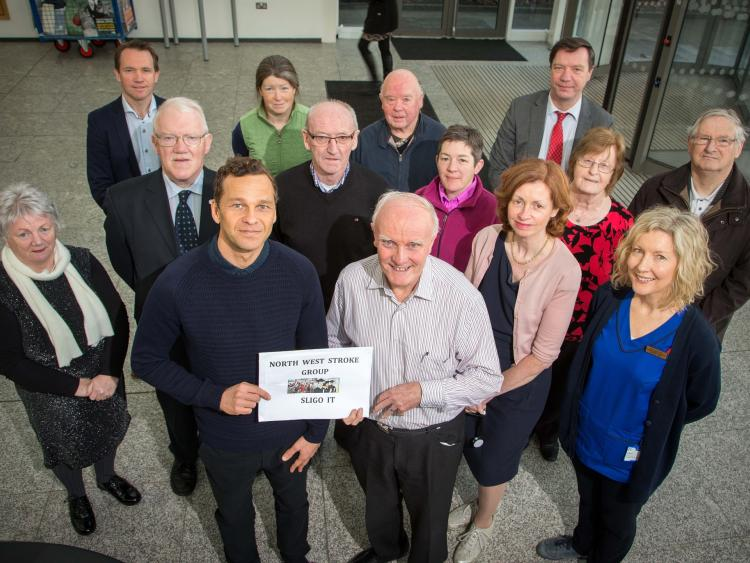 Image result for New IT Sligo research aims to help transform Stroke recovery