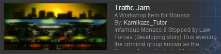 TrafficJam_SteamWorkshop