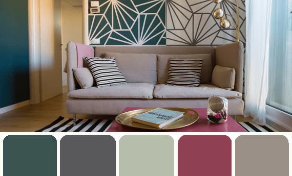 Visualizza altre idee su colori, colori pareti, tavolozze dei colori. Colori Delle Pareti La Palette Per Una Casa Moderna Leitv