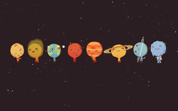 Éducation Cosmique : À la Découverte du Système Solaire - Le Jardin de Kiran