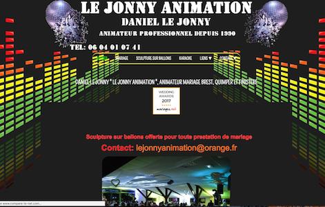 Animateur – Le Johnny animation
