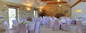 Intérieur de la Salle mariage Finistère