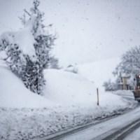 Ain : la neige perturbe la circulation dès 700 m d'altitude