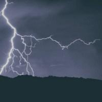 Alerte orange aux orages en Drôme et Ardèche