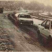 La neige du 31 mars 1992.