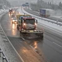 Ain : la neige attendue à très basse altitude mercredi !.