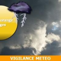 Auvergne - Rhône Alpes : alerte aux orages ce soir sur quatre départements.