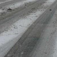 Neige : des routes d'altitude délicates en Rhône-Alpes /Auvergne
