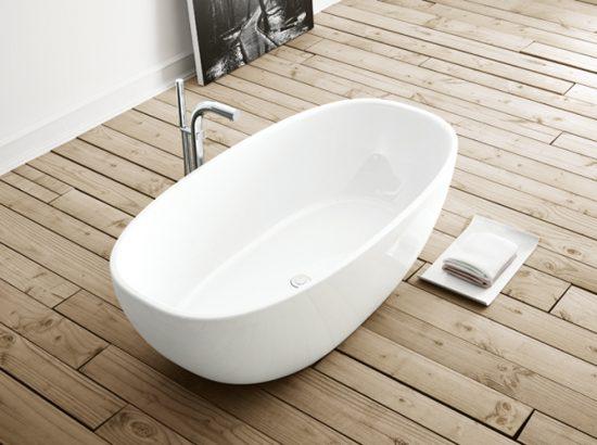 implanter une baignoire en ilot le