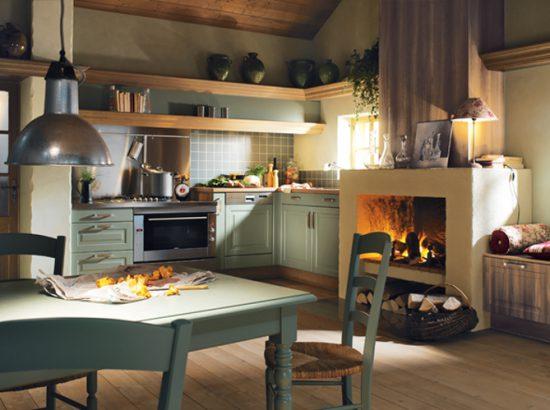 comment creer une cuisine de charme