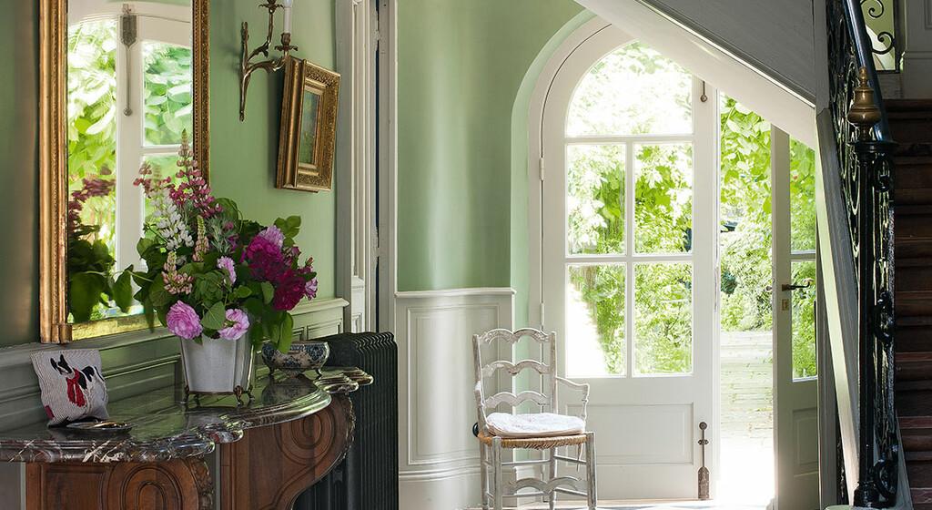 Decoration Une Maison A La Poursuite Du Chic Anglais