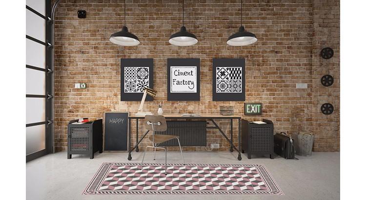 zoom sur le tapis vinyle 15 manieres