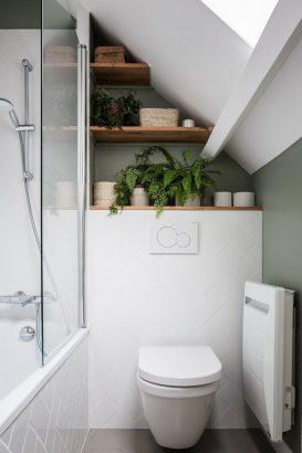 des toilettes chics et tendance