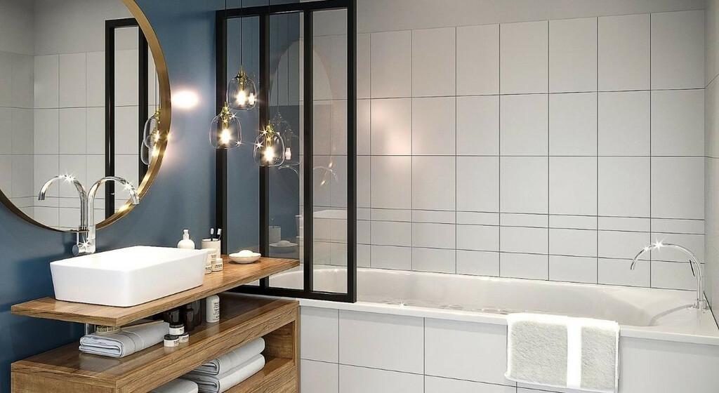24 idees pour rajeunir la salle de bains