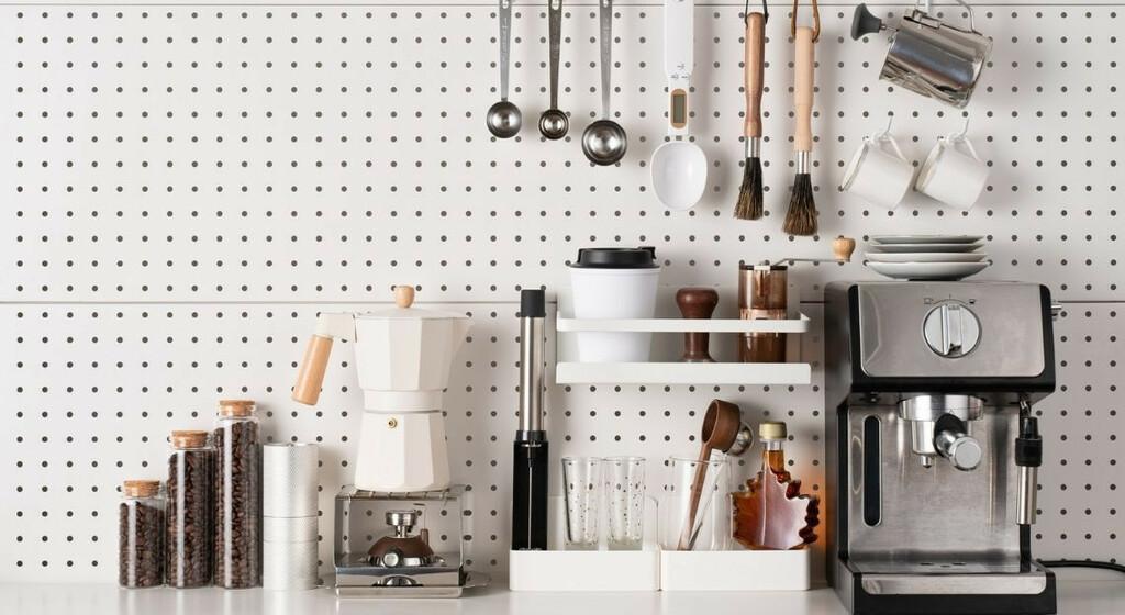 rangement cuisine 30 idees deco pour