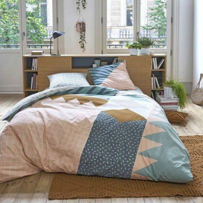 tete de lit avec rangements 12