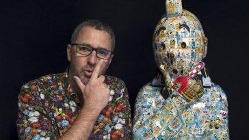 un sculpteur poursuivi par les héritiers d'Hergé, condamné pour contrefaçon
