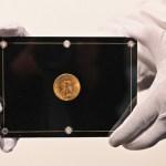 Une pièce de monnaie américaine en or vendue 18,8 millions de dollars, un record