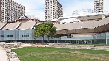 Le Musée d'histoire de Marseille fermé jusqu'à nouvel ordre