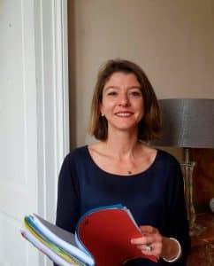 Portrait Julie Escudier
