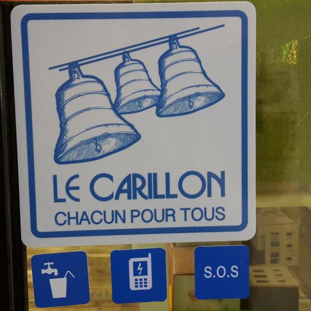 Pictogrammes du réseau Le Carillon