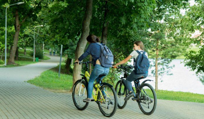 ballade vélo