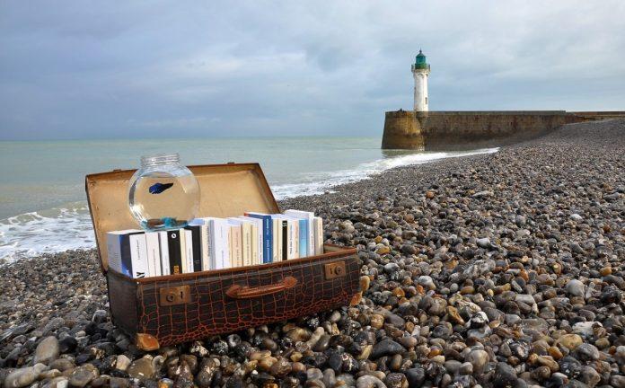 livres plage ete