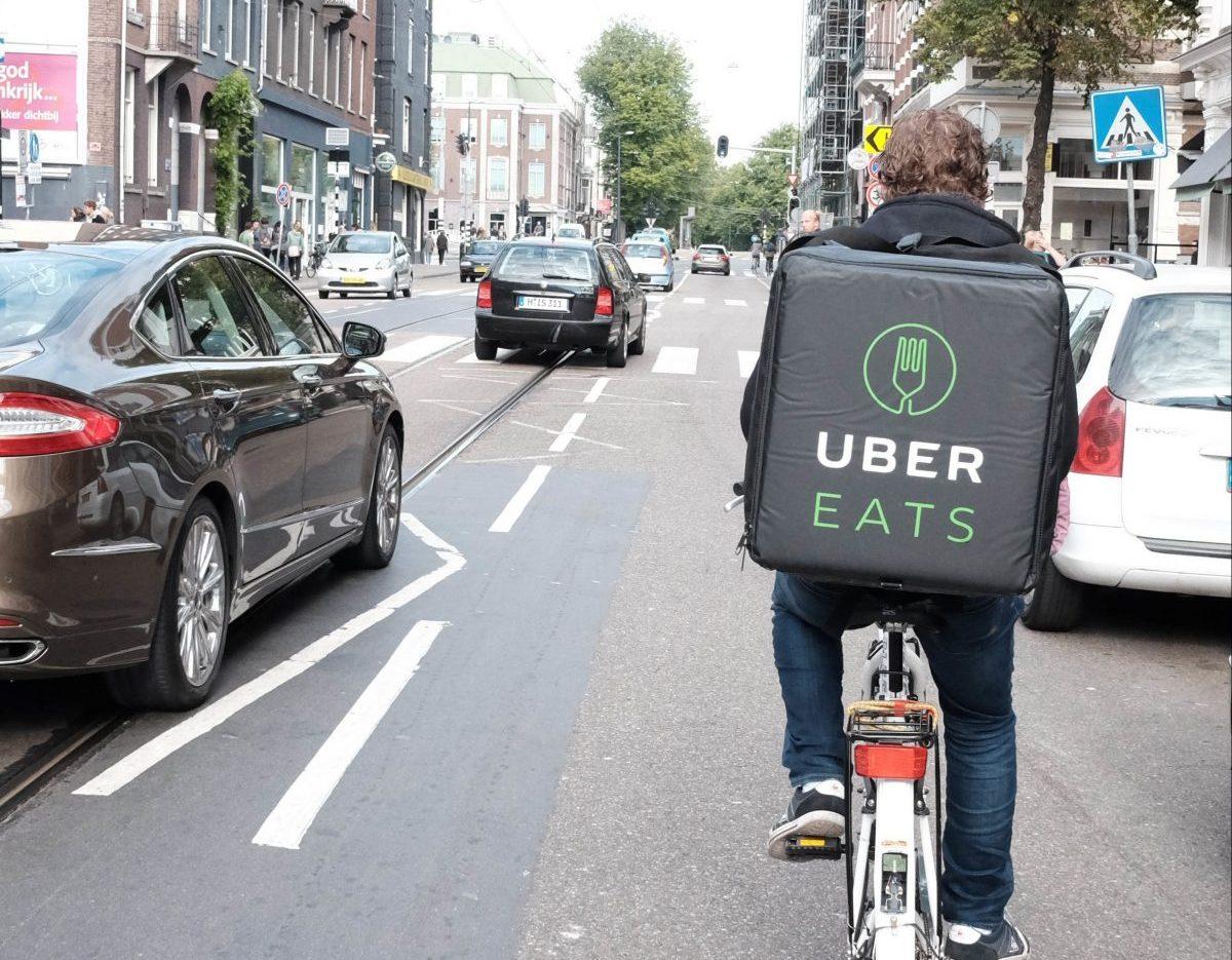 Un avocat lance une action collective contre Uber Eats