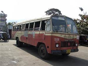 th old bus