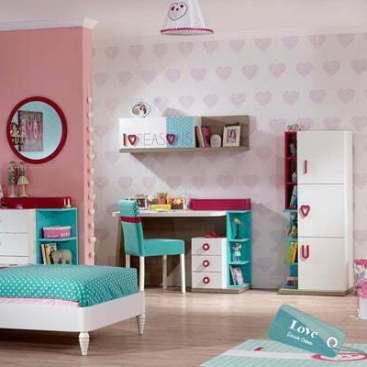 Παιδικό Δωμάτιο Love
