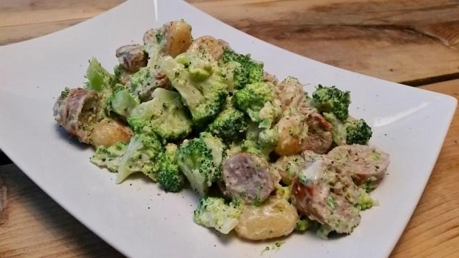 gnocchi broccoli
