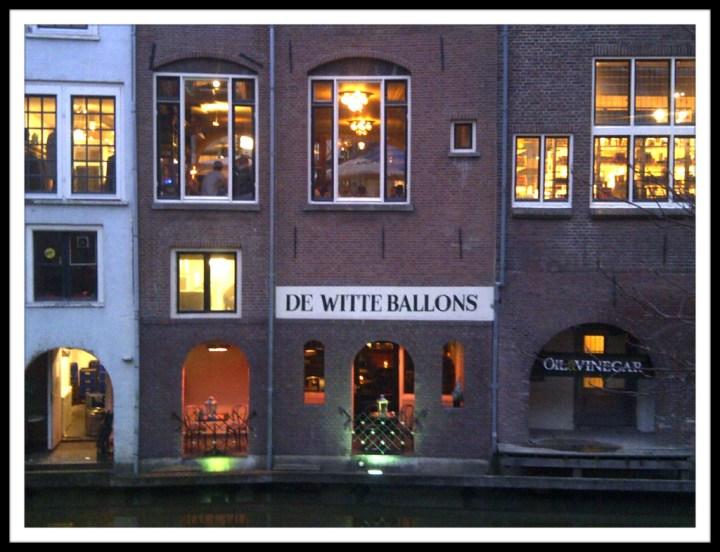 Restaurante Witte Ballons