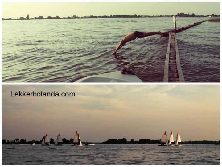 Alquilar un barco para navegar por el Vecht