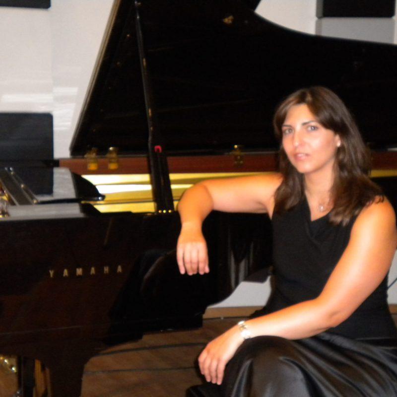 ENTREVISTA #2 ANA BELEN PROFESORA DE PIANO EN HOLANDA