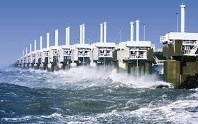 Visitar los diques de holanda en un día