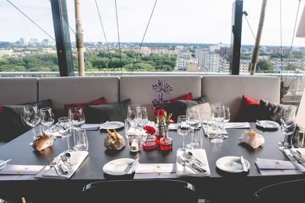 Floor 17 Terrace Amsterdam