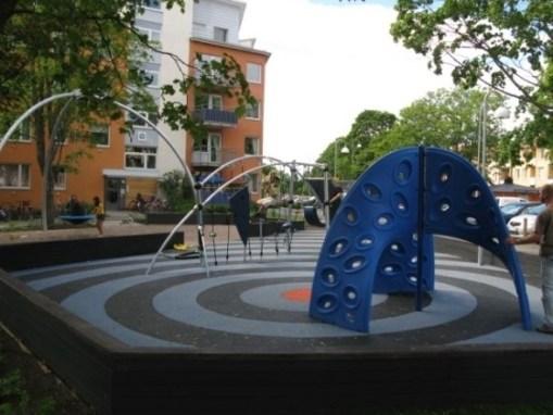Lekplats, Uppsala