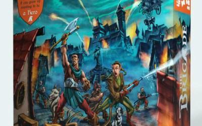 Kickstarter: The Brigade