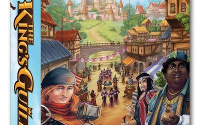 Kickstarter: The King's Guild