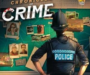 Kickstarter: Chronicles of Crime