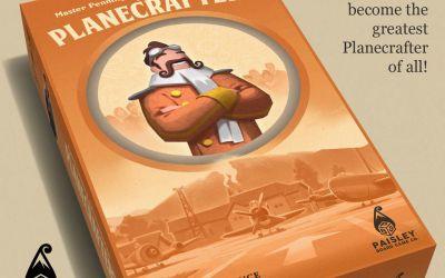 Kickstarter: Planecrafters