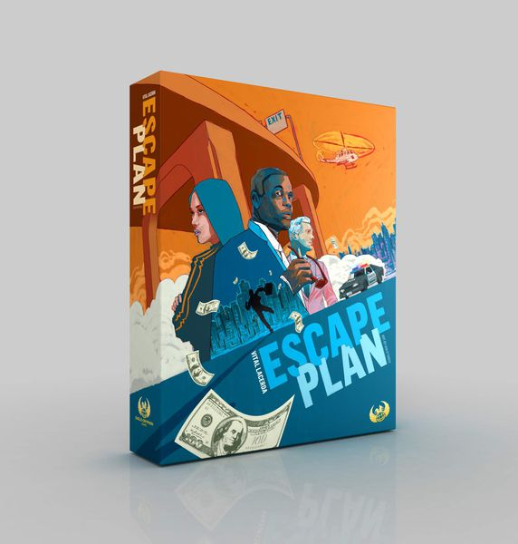 Kickstarter: Escape Plan
