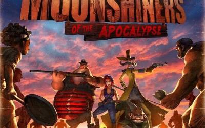 Kickstarter: Moonshiners of the Apocalypse