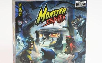Test: Monster Slaughter