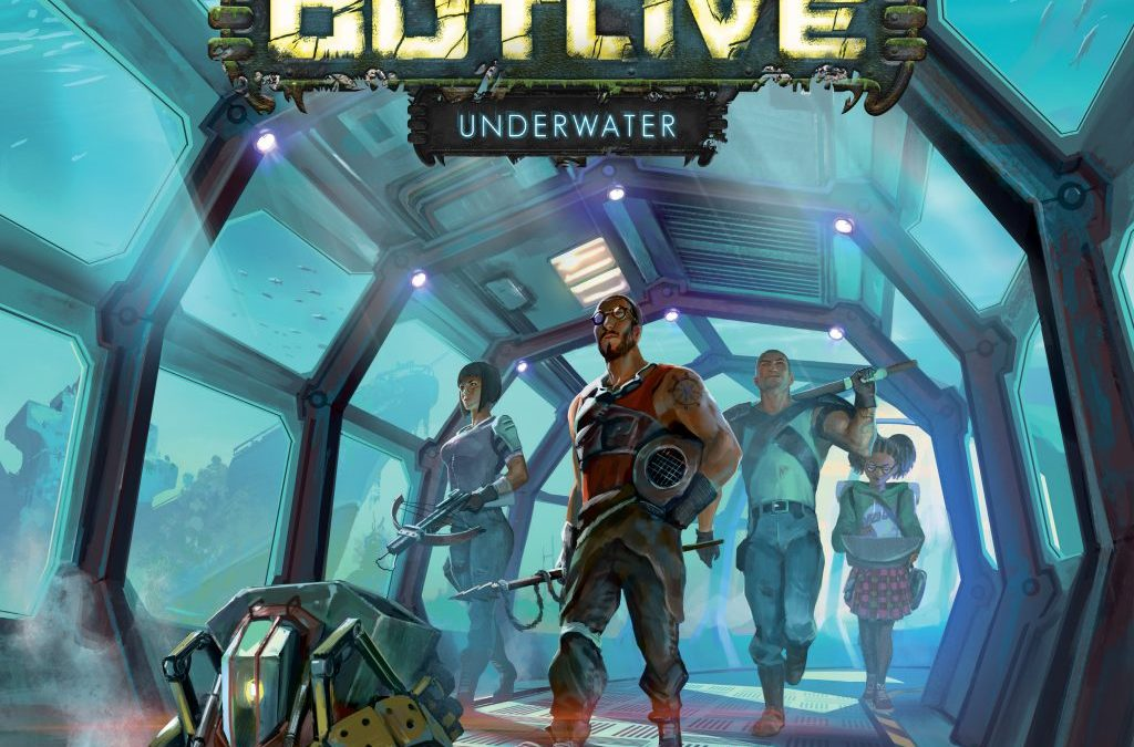 Test: Outlive Underwater