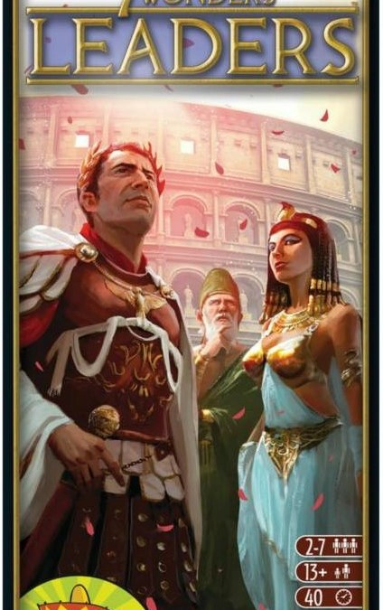 Test: 7 Wonders Leaders